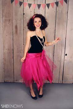 Halloween Costume Ideas Prom Date halloween costumes Classy Halloween Costumes, Easy Halloween, 80s Costume, Costume Ideas, 1980s Prom, Prom Date, Gala Dresses, Prom Looks, 80s Dress