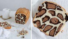 Preparare pane leopardato | Ricetta fashion a macchia di leopardo