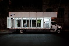 10 Unusual Libraries Around the World – Page 4 – The A47 Mobile Library is uniquely designed and can be transformed to fit a number of situations. [Mexico City, Mexico]