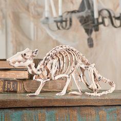 Halloween Skeleton Rat - OrientalTrading.com