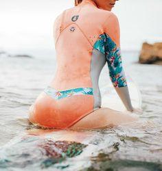 Fair & ecofriendly swimwear - 10 labels for sustainable bath .- Fair & ecofriendly Swimwear – 10 Labels für nachhaltige Bademode Eco Wetsuit by Picture Organic Clothing from Naturalprene Underwire Swimwear, Bikini Swimwear, Swimsuits, Bikinis, Cool Baby, Style Bleu, Trendy Mood, Style Marocain, Bathing Suits