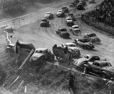 Desastres em estradas de terra