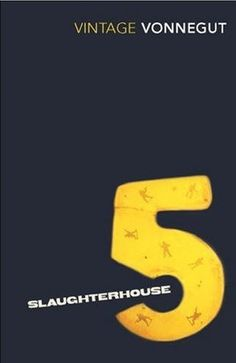 Slaughterhouse Five by Kurt Vonnegut (1968). It's hard to pin him down as to what genre this great writer uses - sort of SciFi yes, but as this - one of his best books shows - so much more.