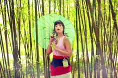 Robe moderne inspirée de la princesse Mulan : Robe par kotka-utopia