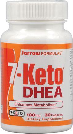 Jarrow Formulas 7-Keto® DHEA  #vitacost