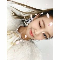 Jennie via Snapchat