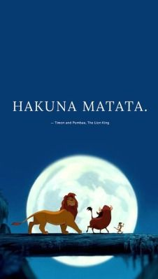 42 Emotional and Beautiful Disney Quotes Hakuna matata. — Timon and Pumbaa, The Lion King Disney Princess Movies, Disney Movies To Watch, Film Disney, Movies 22, Princess Quotes, Beautiful Disney Quotes, Best Disney Quotes, Inspirational Disney Quotes, Disney Birthday Quotes