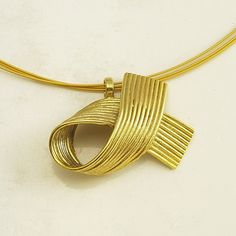 Pendant Antidote Iosif with gold plated Silver 925.   Pendant Code:3301.PD.2042.GO.001