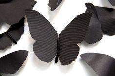 """Carlos Amorales """"Black Cloud"""" Installation"""