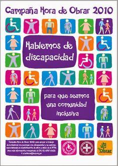 campañas de difusión de derechos discapacidad -