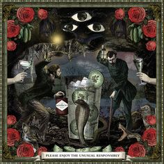discuss their rich and complex emotional life Art Cabinet, Collage Artwork, Hendrick's Gin, Surrealism, Fantasy, Illustration, Fun, Poster, Painting