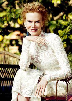 Nicole Kidman, elegancia total