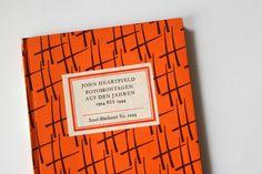 John Heartfield - Fotomontagen aus den Jahren 1924 bis 1944, 1978