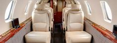 Cessna Citation XLS/Excel Jet: Fractional Plane Ownership, NetJets