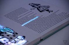 Il proiettore magico che dà vita ai personaggi delle favole