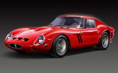 Ferrari 250 GTO Could Become The World's Most Expensive Car
