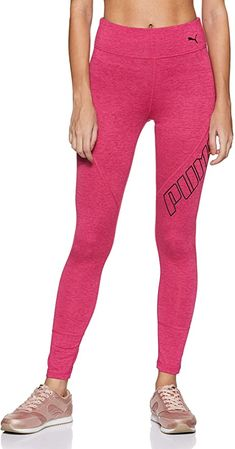Sport leggings  Bekleidung, Damen, Streetwear, Strumpfhosen & Leggings Tight Leggings, Streetwear, Tights, Sweatpants, Puma, Purple, Style, Fashion, Clothing