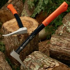 Pickeroon Log Mover WITH A HARDENED STEEL PRECISION TIP Save you back - No more kneeling over!