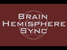 (Extremely Powerful) Brain Hemisphere Synchronization Meditation Music - Activate The Entire Brain - YouTube