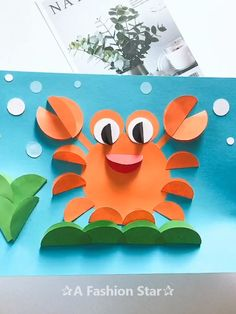 10 Easy DIY For Kids – Paper Craft Ideas Are you looking for some Paper Craft Ideas? Fun crafts activities are important for kids intellectual development, which can improve kids hands-on ability Hand Crafts For Kids, Easy Diys For Kids, Easy Diy Crafts, Projects For Kids, Fun Crafts, Arts And Crafts, Craft Activities, Preschool Crafts, Kindergarten Art Lessons