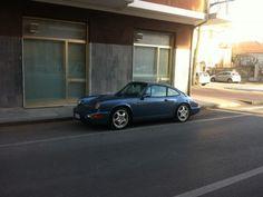 1992 #Porsche 911 carrera 4 for sale - € 24.000