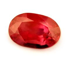 1.66ct Certified Natural Red Ruby