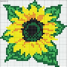 pattern / chart for cross stitch, knitting, knotting, beading, weaving, pixel…