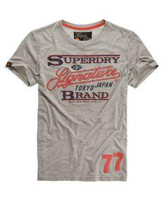 Superdry Camiseta Signature