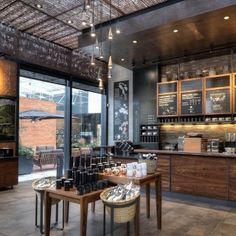 Starbucks Reserve Mexico Store