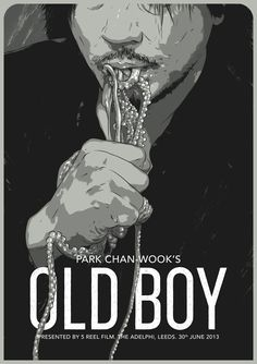 oldboy by ghostco aka matthew woodson, this is fantastic! Raw Octupus…