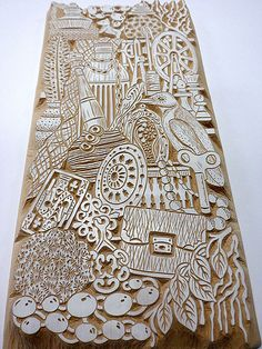 Woodcut Art, Linocut Prints, Art Prints, Block Prints, Wood Engraving, Tampons, Print Artist, Woodblock Print, Art Techniques