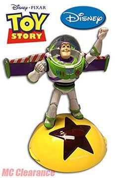 Disney Alarm Clock Radio AMFM with LCD Display Toy Story 3 Buzz Lightyear *** Click image to read more details. Radio Alarm Clock, Alarm Set, Toy Story 3, Buzz Lightyear, To Infinity And Beyond, Disney Toys, Captain America, Display, Amazon