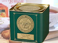 【お得サイズ】英国セントジェームス紅茶250g缶 ダージリン   timein.jp