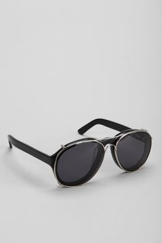 #UrbanOutfitters          #Women #Accessories       #tinted #acetate #overview #australian #kappa #warra #clip-on #manufacturer #frames #sunglasses #protection #year #round #lenses #clip #metal #brand #protective #premium #case       Ksubi Kappa Clip Round Sunglasses                   Overview: * Premium round sunglasses from Australian brand Ksubi * Hand-made acetate frames topped with clip-on metal wiring * Tinted lenses; 100% UV protection * Packaged in a protective case with cleaning…