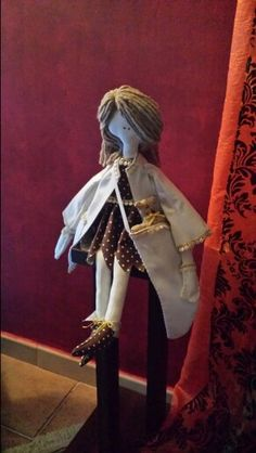 Bambola handmade. .