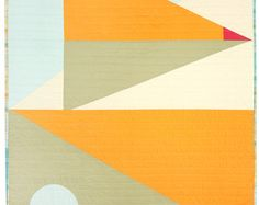 Modern Baby/Pet Quilt POP by bperrino on Etsy