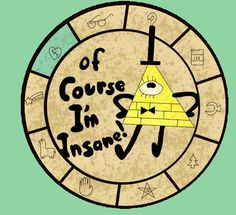 Image result for bill cipher profile picture