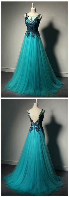 Evening Dresses, Party for Wedding A Line Formal