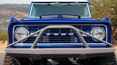 Classic Bronco, Vintage Air, Transfer Case, Aluminum Radiator, Ford Bronco, Fuel Injection, Broncos, Fun Things, Muscle Cars
