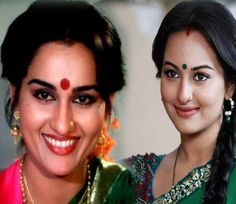 Sonakshi Sinha gets livid on her comparison with Reena Roy!!!