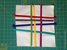 Pick Up Sticks quilt