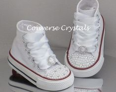 7f8198d45481 Baby Toddler infant Toes and Bows Custom Crystal Bling
