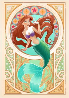 Ariel The Little Mermaid Princesa Ariel Disney, Mermaid Disney, Princesas Disney, Disney Princess Pictures, Disney Princess Art, Disney Fan Art, Little Mermaid Drawings, Little Mermaid Art, Arte Disney