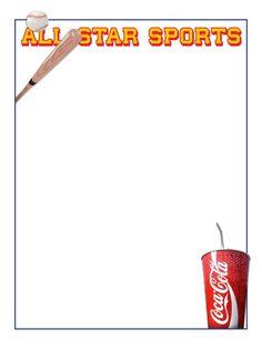 Journal Card - All Star Sports Resort - Baseball - 3x4 photo dis_418a_AllStarSports_baseball.jpg
