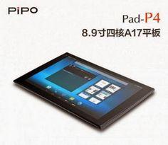 Avance en la tecnología: Pipo P4, tableta de gama media es presentada ofici...