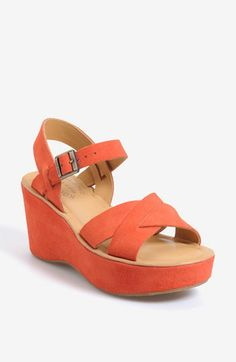 Kork-Ease 'Ava' Wedge Sandal