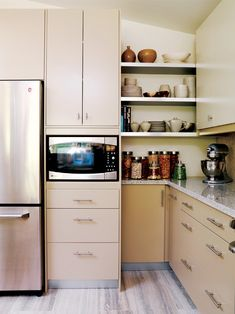 Küçük mutfakları organize etmenin 7 yolu