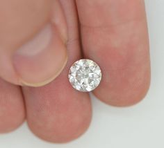 2.04 Carat Round Diamond Deal !! F SI2 Enhanced Certified Natural Loose For Ring #MyDiamonds