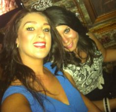 Me and Sam at The Cavern Club, Liverpool. Best place on earth :)