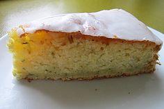 Zitronen - Zucchini Kuchen, ein schönes Rezept aus der Kategorie Backen. Bewertungen: 4. Durchschnitt: Ø 4,0.